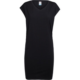 Icebreaker Yanni Tee Dress Dame black